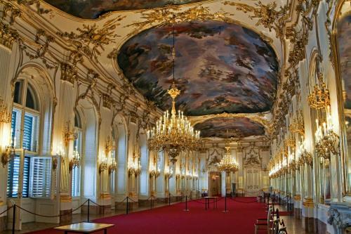 Reggia di Schonbrunn