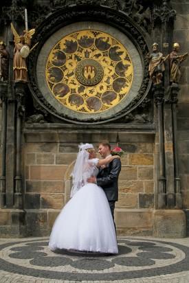 Matrimonio a Praga