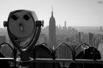 Dal Top of the Rock