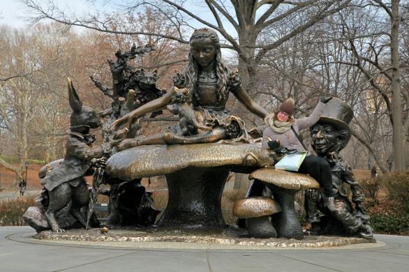 Alice - Central Park
