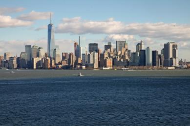 Skyline Downtown Manhattan
