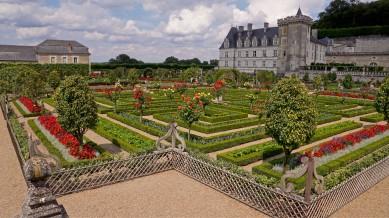 Giardini Villandry